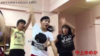 RHYTHM COLLECTIONキッズメンバーの中上ゆめか! 先日受賞した、ダンス...