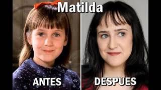 MATILDA ANTES Y DESPUÉS 2015 | DE TODO UN POCO VIDEOS