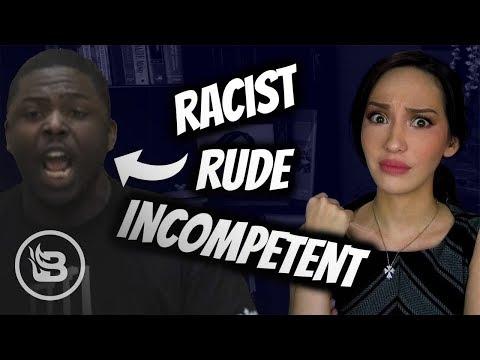 RACIST Professor EXPOSED At WSU In Anti-White Rant I Pseudo-Intellectual