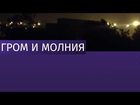 В Калининграде ветер срывал балконы и валил деревья