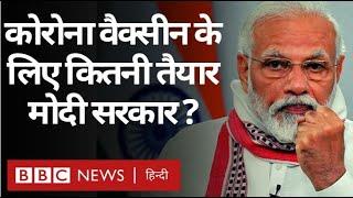 Covid 19 News Update : Corona की Vaccine के लिए Modi Government की क्या तैयारी है? (BBC Hindi)