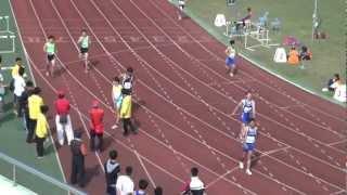 國男400公尺跨欄決賽
