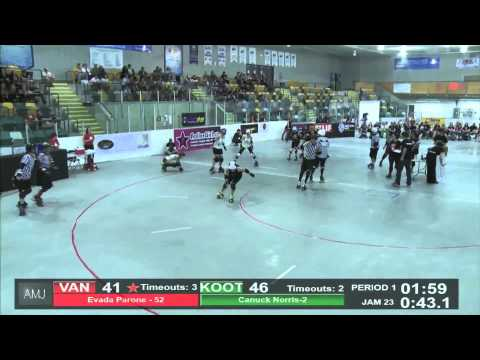 DTV ARCHIVE - RDAC Westerns 2012 - Finals Nelson BC