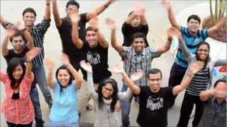 Idea Honey Bunny Gangnam Style Official Music Video HD (Symbiosis SCIT) FULL SONG