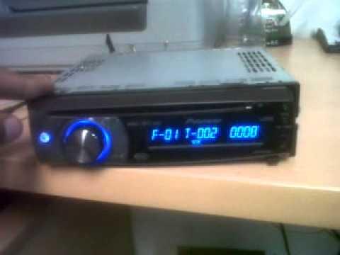 Pioneer Deh P4000UB YouTube