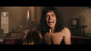 Bohemian Rhapsody - Fat Bottomed Girls Scene (Rami Malek Freddie Mercury)