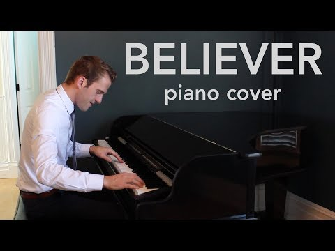 'Believer' - Imagine Dragons - Jason Lyle Black Piano Cover (House Session)