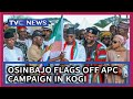 Osinbajo Flags Off APC Campaign In Kogi