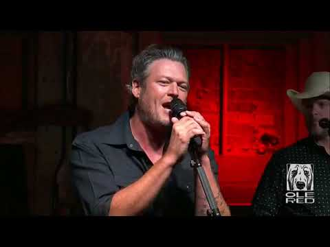 Blake Shelton - Ole Red Tishomingo Live 09.29.2017