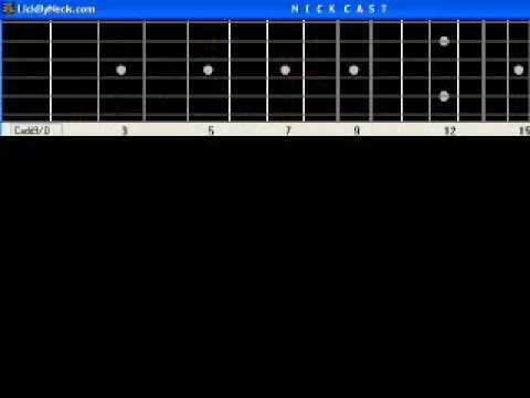 Paul Ponnudorai Love Potion Number Nine Guitar Lesson Fingerstyle