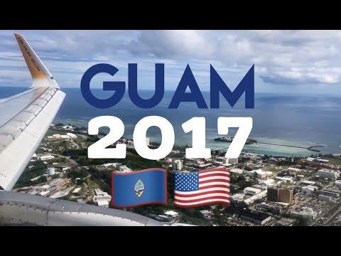 VLOG #5: Say YAY to Guam! Hafa Adai! | Corinne Joyce