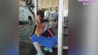 Sandra Grajales   HURRICANE MUSCLE GIRL   Mexico Power