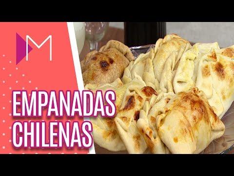 Empanadas Chilenas - Mulheres (24/04/18)