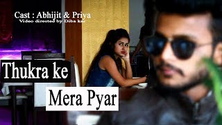 Download lagu Thukra ke mera pyar Mera intkam dekhegi || sad story || HD video .