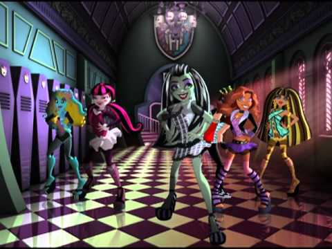 "Mattel ""Monster High"""