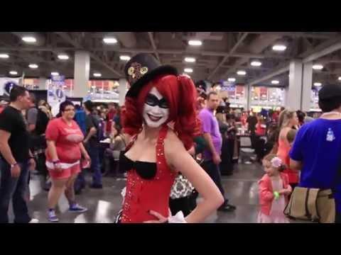 Salt Lake Comic-Con FanX 2014 Cosplay Music Video
