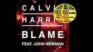 Baixar Blame ft John Newman - Calvin Harris (Folk Version)