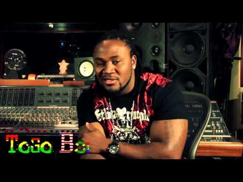 Togo Boi Records in A Professional Studio in USA