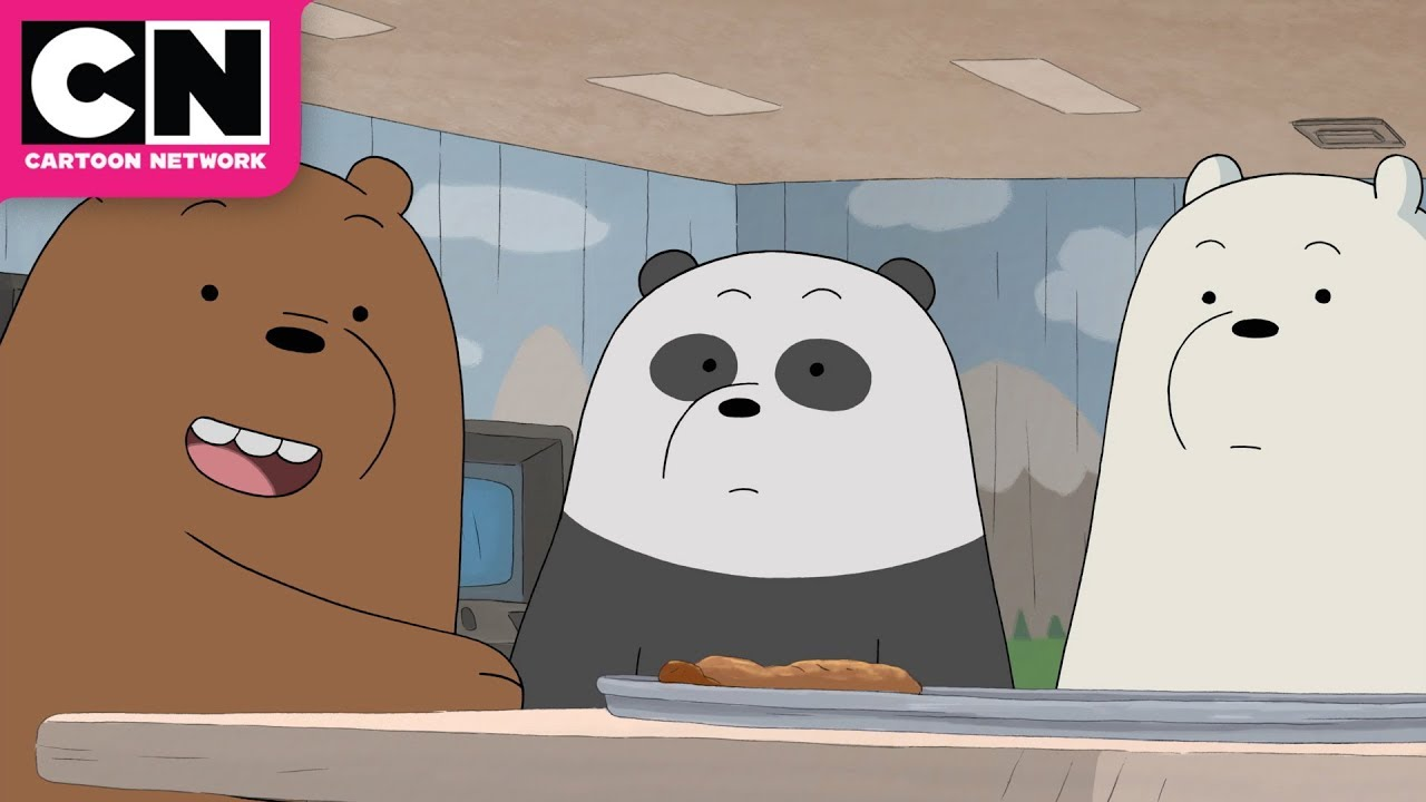 We Bare Bears   Papa Bear's Pizza Cave   Cartoon Network
