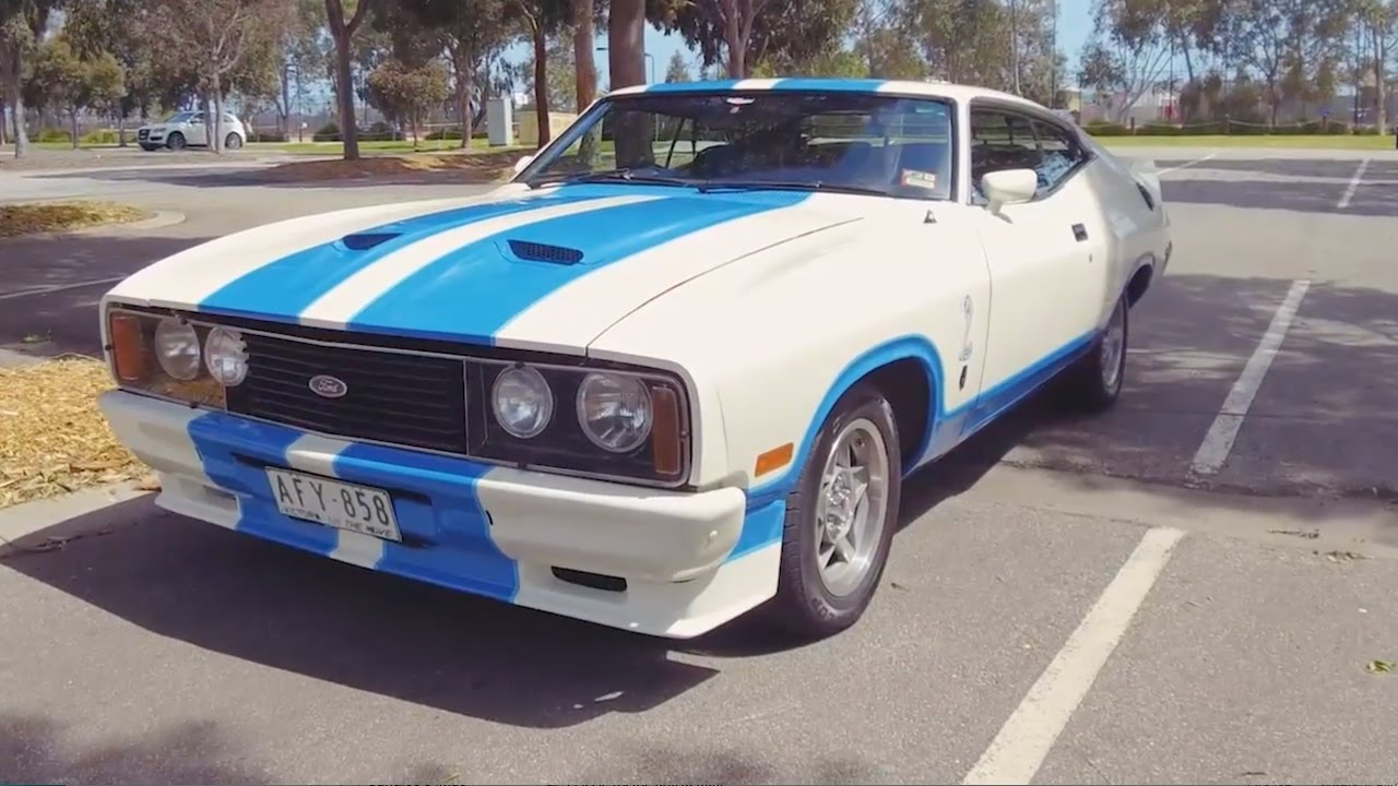 Ford XC Falcon - Shannons Club TV - Episode 66