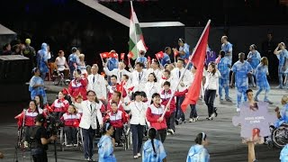 里約熱內盧2016殘疾人奧運會香港代表團精彩片段 Rio 2016 Paralympic Games Hong Kong Delegation Highlights