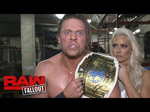 The Miz teaches a lesson in preparedness: Raw Fallout, July 3, 2017