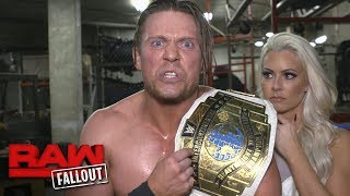 After defending the Intercontinental Championship against Heath Sla...