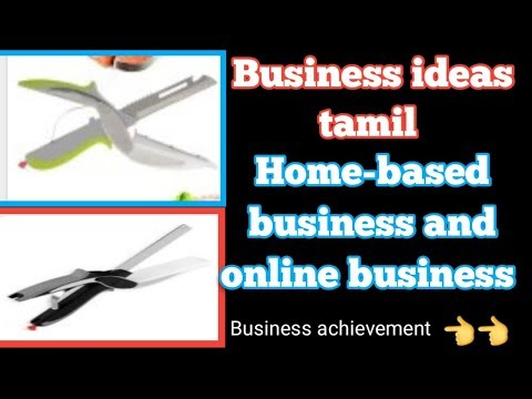Home-based business ideas tamil || online business || Business achievement