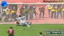 Simone Inzaghi - 43 goals in Serie A (Piacenza, Lazio 1998-2010)
