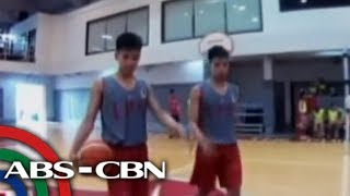 DZMM TeleRadyo: NCAA Twins and Lyceum teammates double efforts to achieve hoop dreams