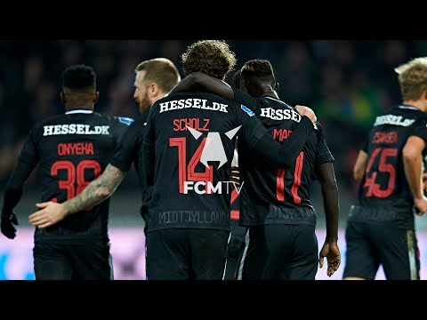 Midtjylland Sonderjyske Goals And Highlights