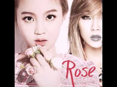 Lee Hi- ROSE Ft CL MP3  VERSION