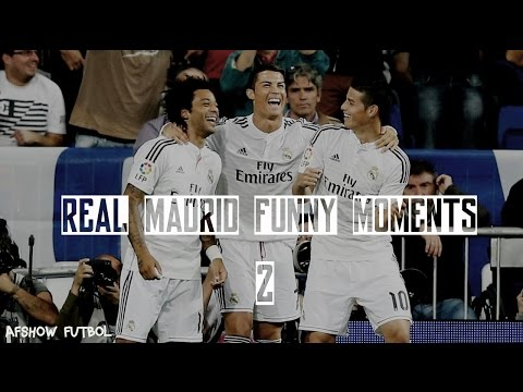 Real Madrid Momentos Graciosos • PARTE 2 • Real Madrid Funny Moments • PART 2/ Training