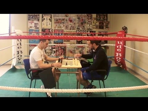 The World: Spain's Chessboxing contender on YouTube