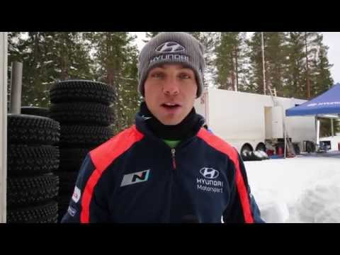 Hayden Paddon's Sweden Rally Preview