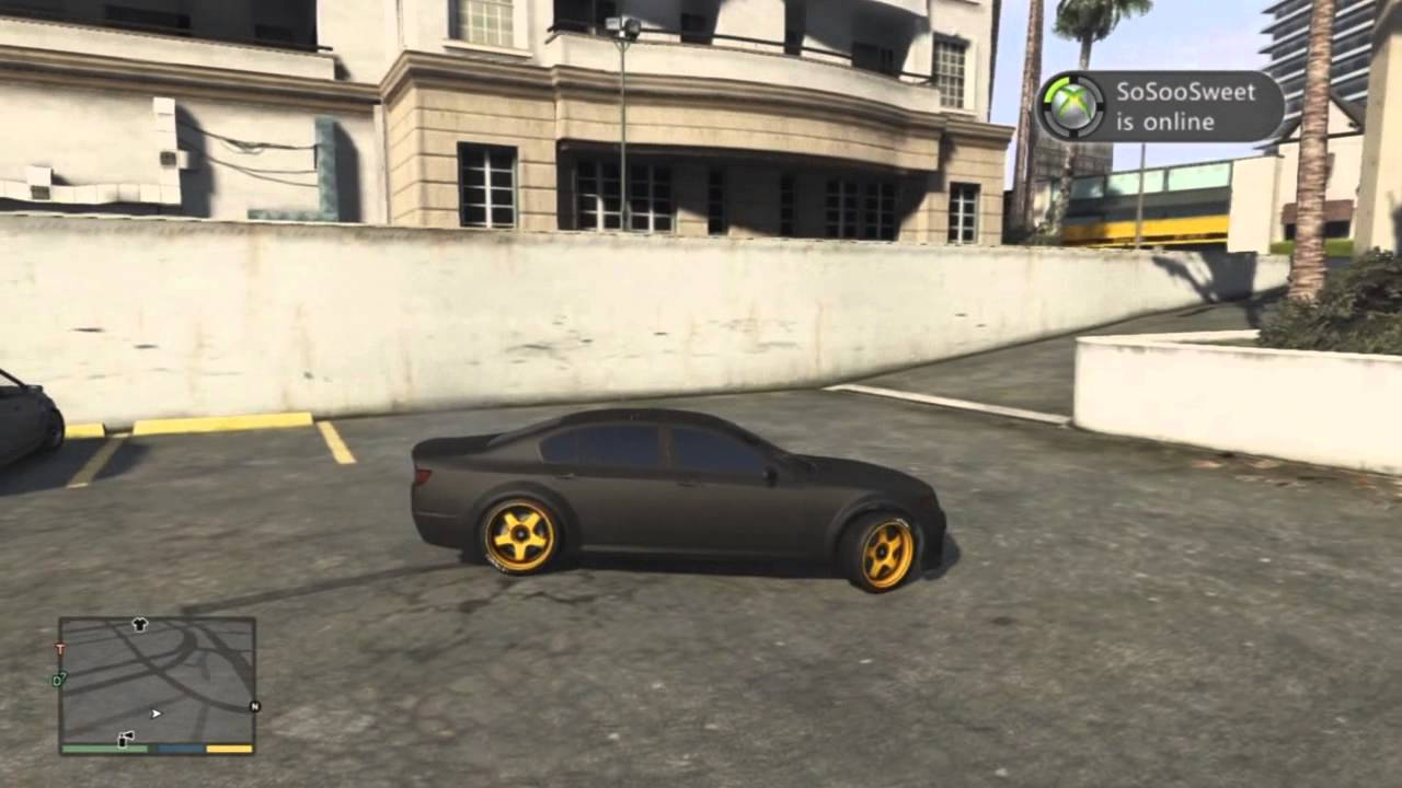 Modified Cheval Fugitive | GTA V - YouTube