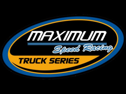 Maximum Speed Racing Truck Series at Dega