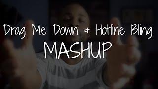 Drag Me Down & Hotline Bling MASHUP! | Grant Smith (Cover) |Drake|One Direction|