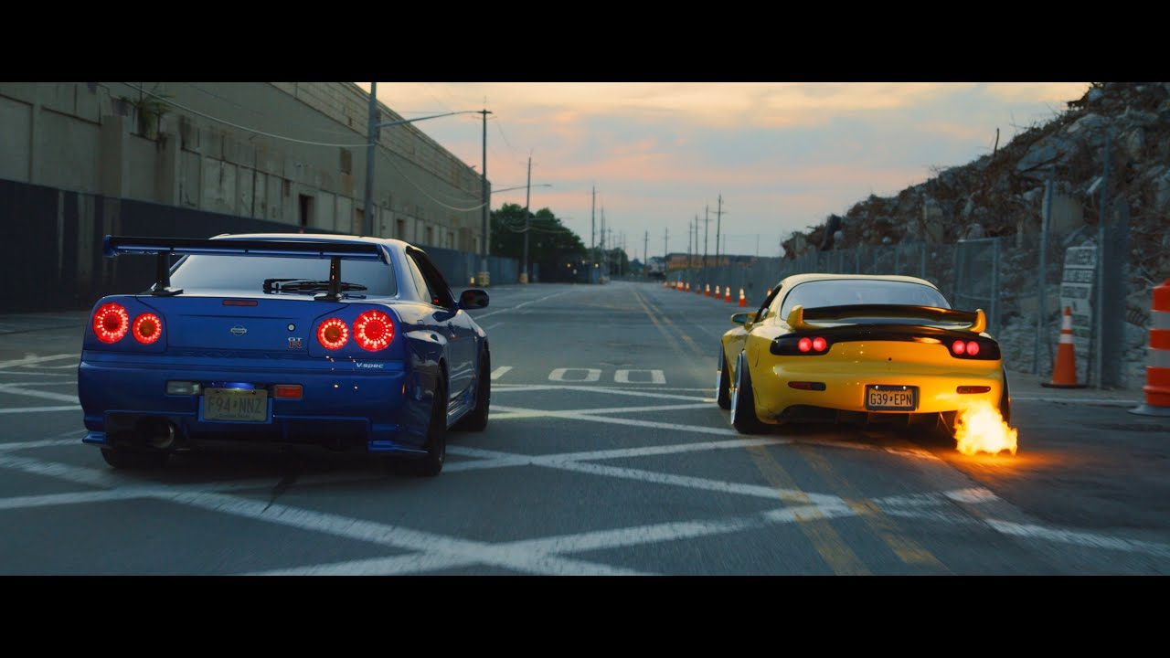 Need For Speed No Limits IN REAL LIFE