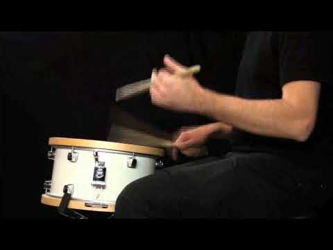 Drum Lesson - How To Play A Rim Shot