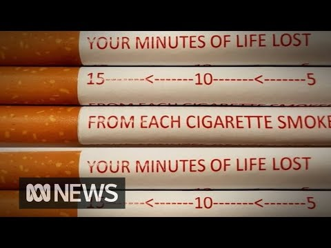 Fears anti-smoking campaign effectiveness is falling, researchers develop new approach | ABC News