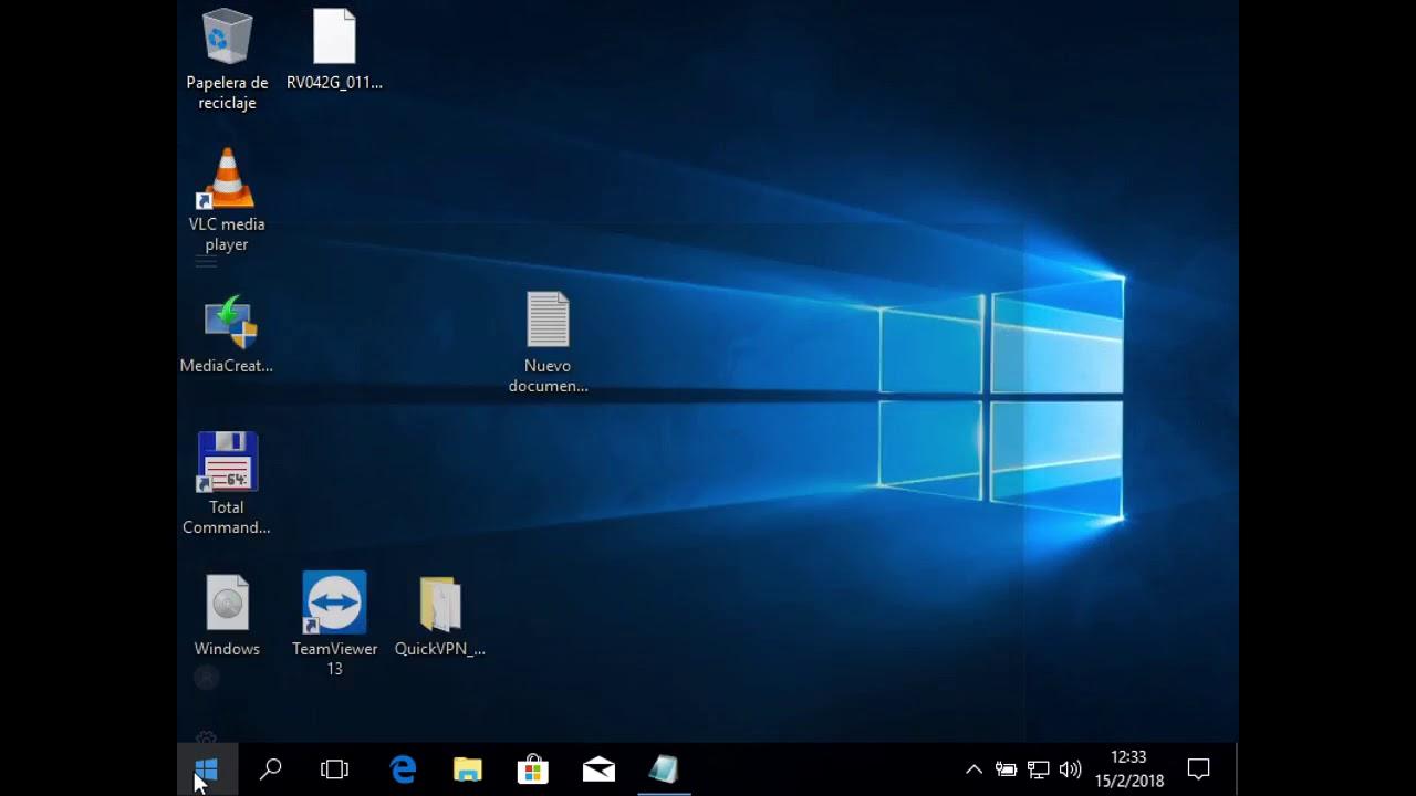 Instalación y Configuración Cisco QuickVPN windows 10
