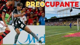 Derrota para o Fla e empate com o Voltaço: rodada mostra preocupante situação de Vasco e Botafogo