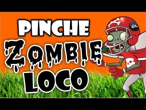 Pinche Zombie Loco