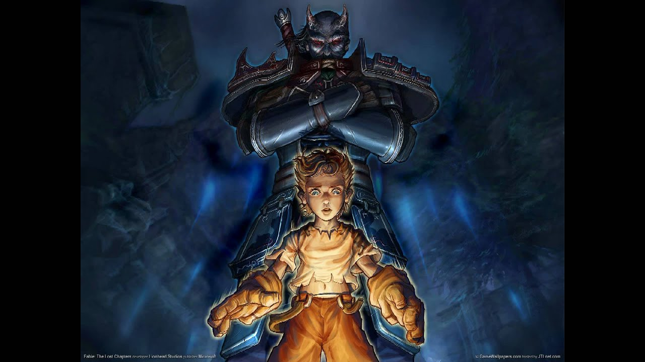 fable the lost chapters how to get younger