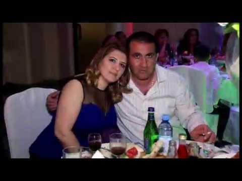WEDDING, IN YEREVAN  Part 4 ( Eduard And Zepyur)  AT ST. SARKIS, URENI RESTAURANT