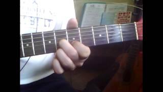 Романс   Не уходи  Аккорды на гитаре