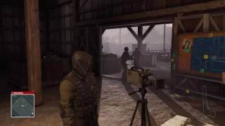 Hitman - Ramming Dudes From Behind...