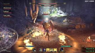 The Elder Scrolls Online: Tamriel Unlimited: Magicka Templar 36.6k DPS Test One Tamriel Patch