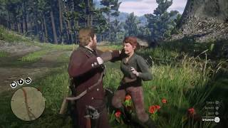 Red Dead Redemption 2 (PS4) - Yes, I Would Punch A Lady